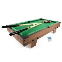 Power Play TY5897DB Table Top Pool Game, 27 Inch