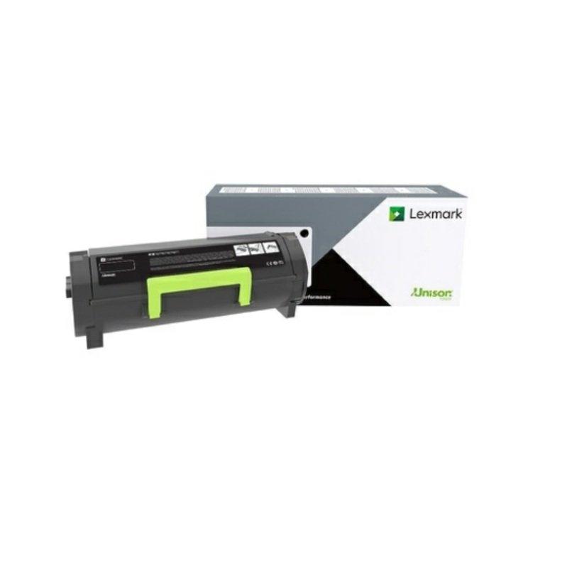Lexmark 56F2H0E Black High Yield Corporate Toner Cartridge