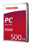 Toshiba P300 500GB 3.5'' SATA High-Performance Hard Drive (OEM)