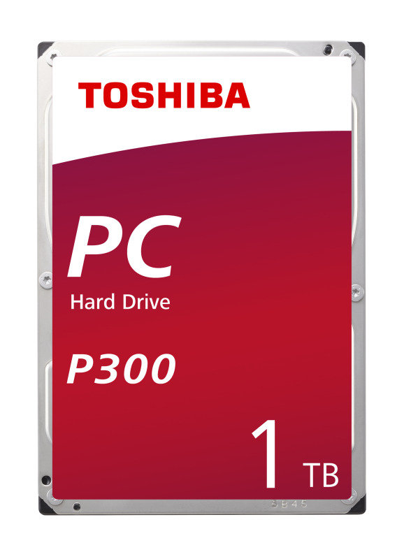 Toshiba P300 1TB 3.5'' SATA High-Performance Hard Drive