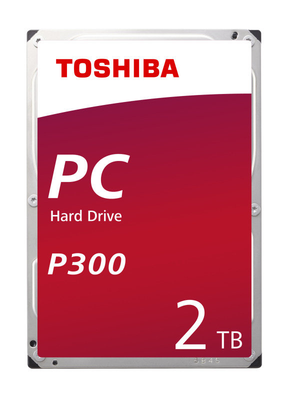 Toshiba P300 2TB 3.5'' SATA High-Performance Hard Drive