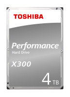 "Toshiba X300 4TB 3.5"" SATA Extreme Performance Hard Drive"