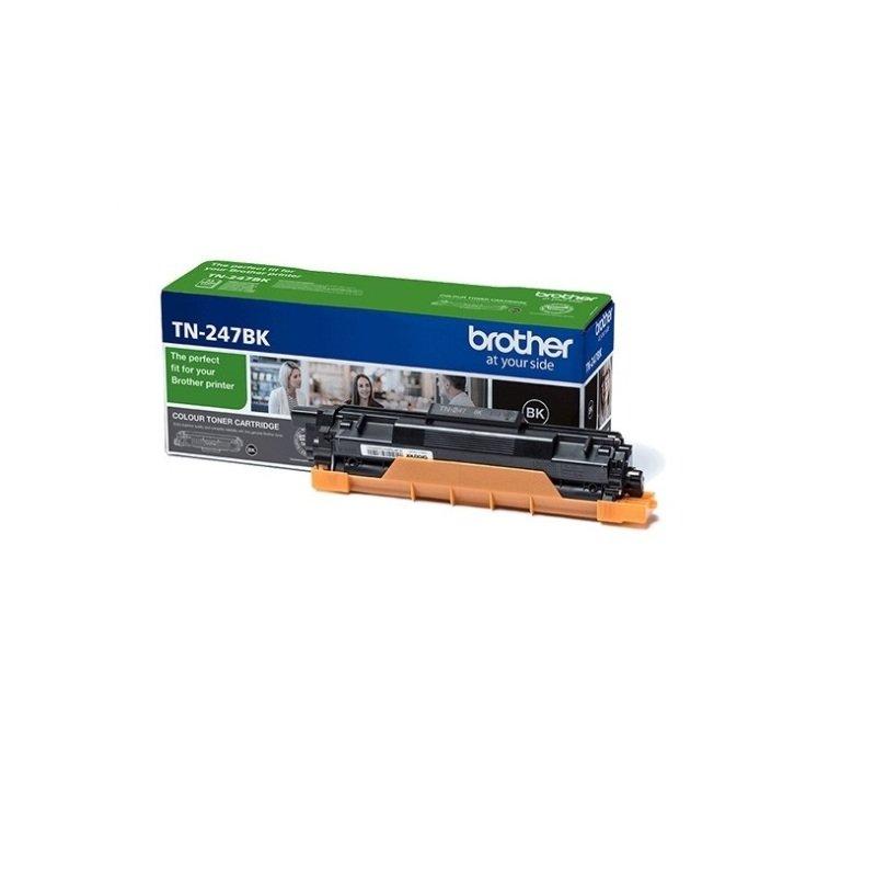 Brother TN247BK High Yield Black Toner Cartridge