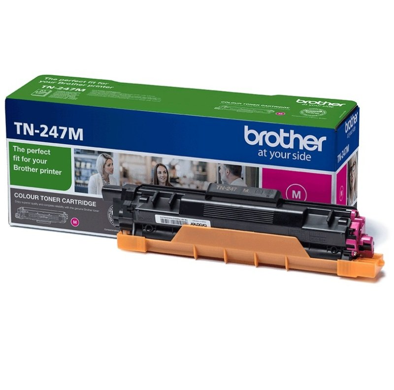 Brother TN247M High Yield Magenta Toner Cartridge