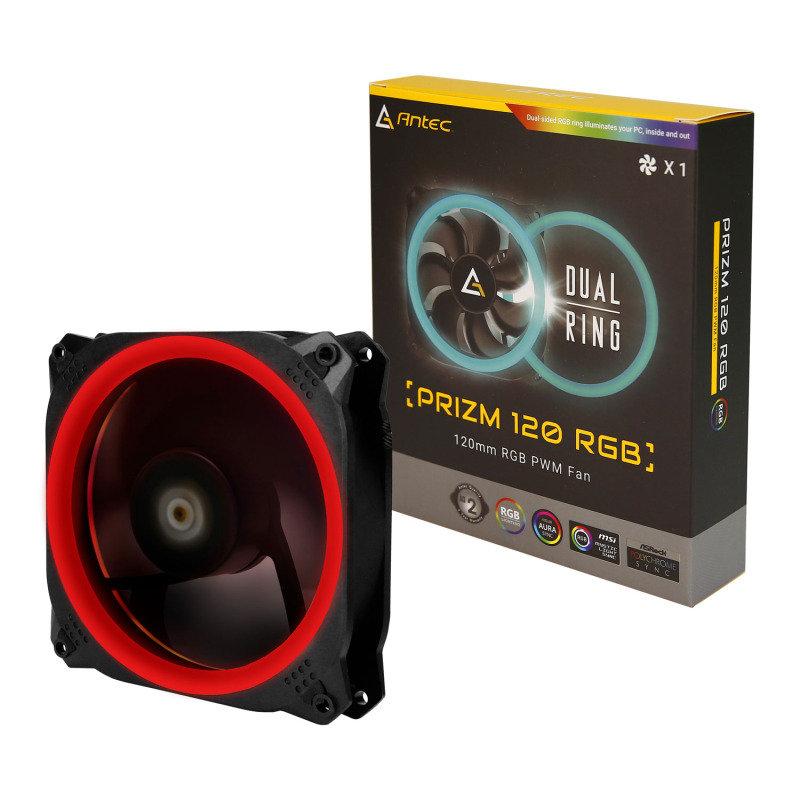 Prizm 120mm RGB PWM Case Fan
