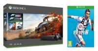 Xbox One X 1TB with Forza Horizon 4 + Forza 7 + Fifa 19