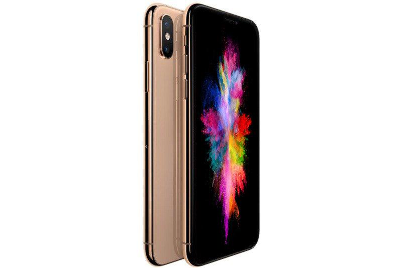 "iPhone XS Gold 5.8"" 256GB 4G Unlocked & SIM Free"