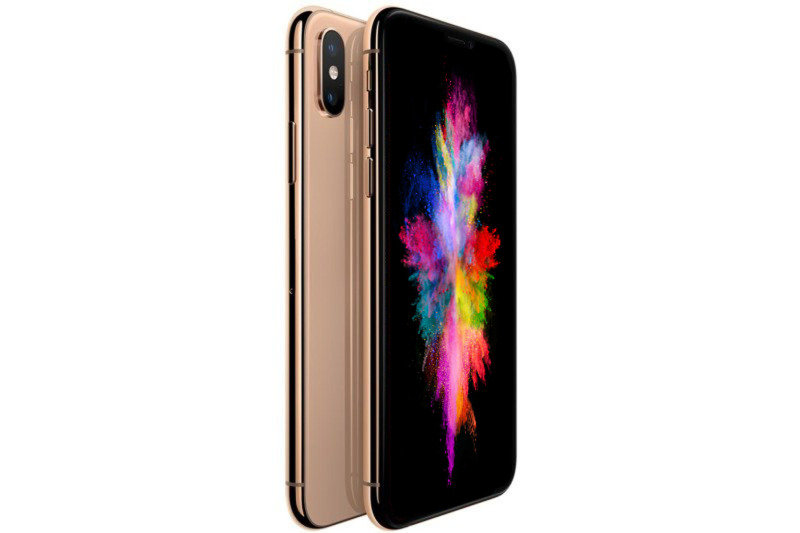 "iPhone XS Gold 5.8"" 512GB 4G Unlocked & SIM Free"