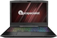 "PC Specialist 15.6"" Vyper 1060 Gaming Laptop"