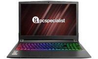 """PC Specialist 15.6"""" Optimus IX 1060 Gaming Laptop"""