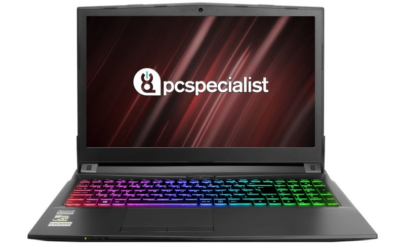"PC Specialist 15.6"" Optimus IX 1060 Gaming Laptop"