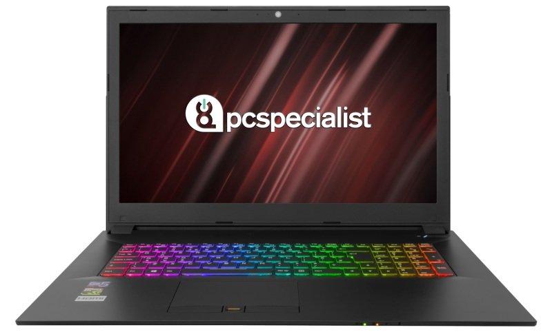 """PC Specialist 17.3"""" Optimus IX 1060 Gaming Laptop"""