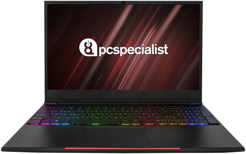 PC Specialist 15.6 Recoil II 1060 Gaming Laptop