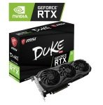 MSI GeForce RTX 2080 Ti DUKE 11GB OC Graphics Card