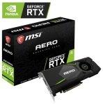 MSI GeForce RTX 2080 AERO 8GB Graphics Card