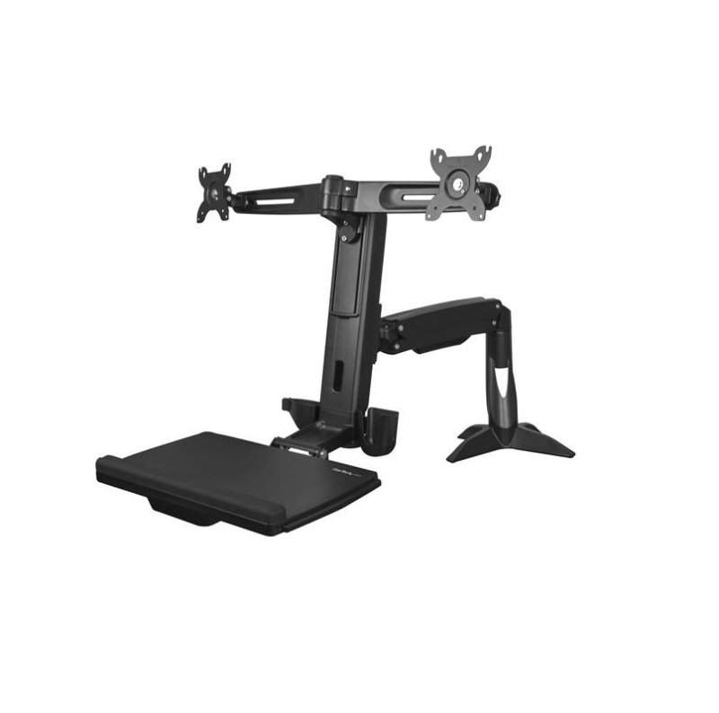 StarTech.com Sit-Stand Dual-Monitor Arm