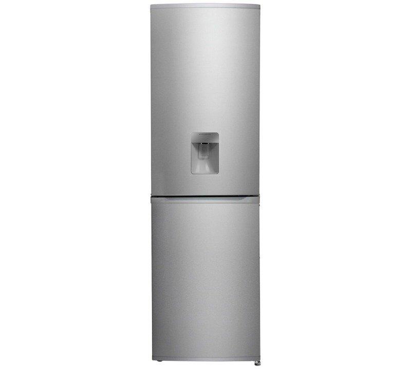 Hoover HFF195XWK Freestanding Fridge Freezer...