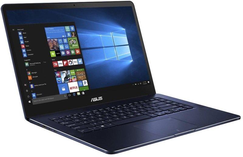 "ASUS ZenBook Pro 15 UX550GD E2041T Intel Core i7, 15.6"", 8GB RAM, 512GB SSD, Windows 10, Notebook - Black"