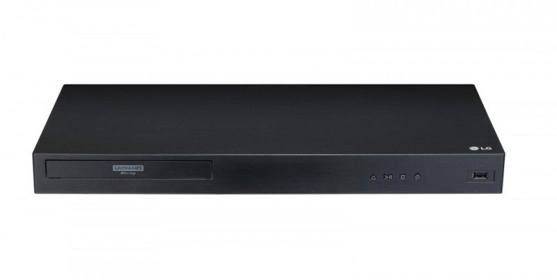 LG 4K Ultra HD HDR Dolby Vision Blu-ray Player