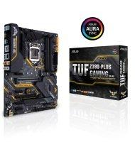 Asus TUF Z390-PLUS GAMING (WI-FI) LGA 1151 DDR4 ATX Motherboard