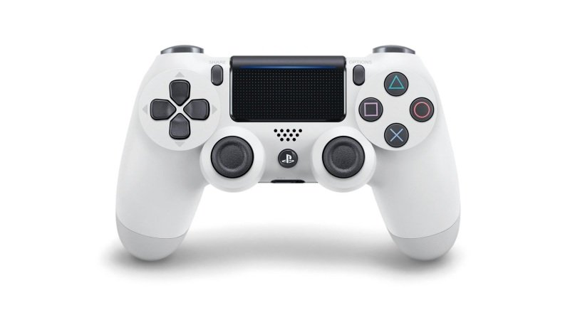 Sony PS4 White Dualshock Controller
