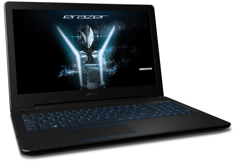 MEDION ERAZER P6679 Gaming Laptop