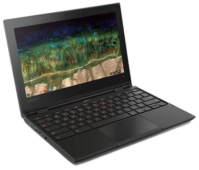 """Lenovo 500e Chromebook 81ES Intel Celeron, 11.6"""", 4GB RAM, 32GB SSD, Chrome OS, Chromebook - Black"""