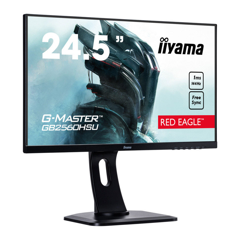 "Image of iiyama 24.5"" G-Master Full HD 144Hz FreeSync Gaming Monitor"