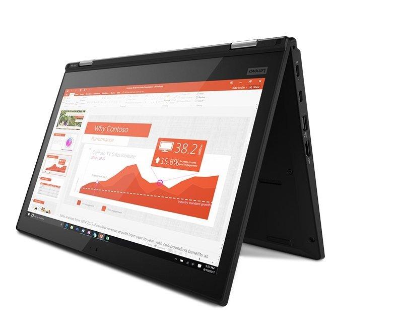 "Lenovo ThinkPad L380 Yoga 20M7 Intel Core i7, 13.3"", 8GB RAM, 256GB SSD, Windows 10, Notebook - Black"