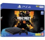 Sony 500GB Black PS4 with Call of Duty Black Ops 4