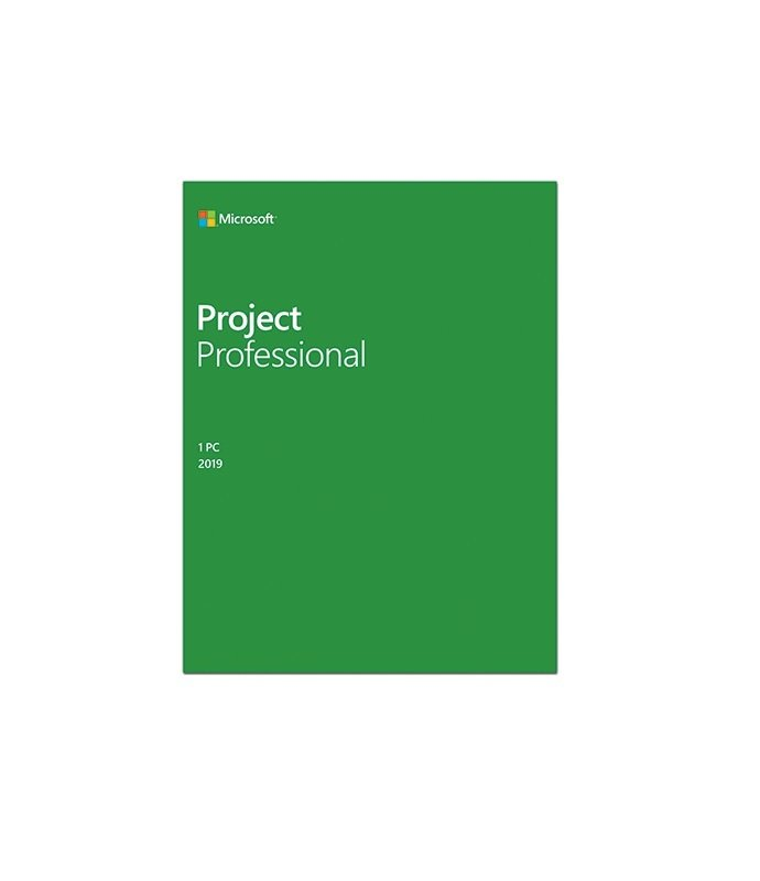 Project Professional 2019 Electronic Software Download