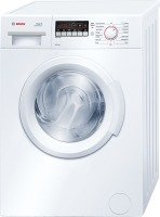 Bosch Serie 2 WAB28261GB 6kg Load, 1400 Spin Washing Machine with ActiveWater Technology - White