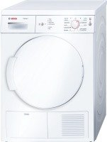 BoschSerie 6 Classixx WTE84106GB 7kg Load Condenser Tumble Dryer with Sensitive Drying System - White