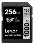 Lexar Professional 1000x 256GB UHS-2 Class 10 SD Card