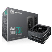 Coolermaster MWE GOLD 750 Fully Modular Power Supply