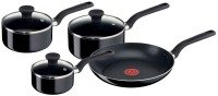 Tefal Selective 4-Piece Cookware Set - Black