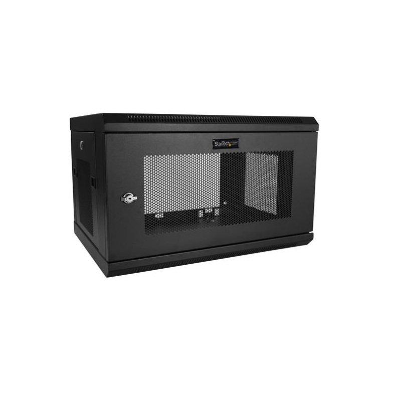 StarTech.com 6U Wall-Mount Server Rack Cabinet