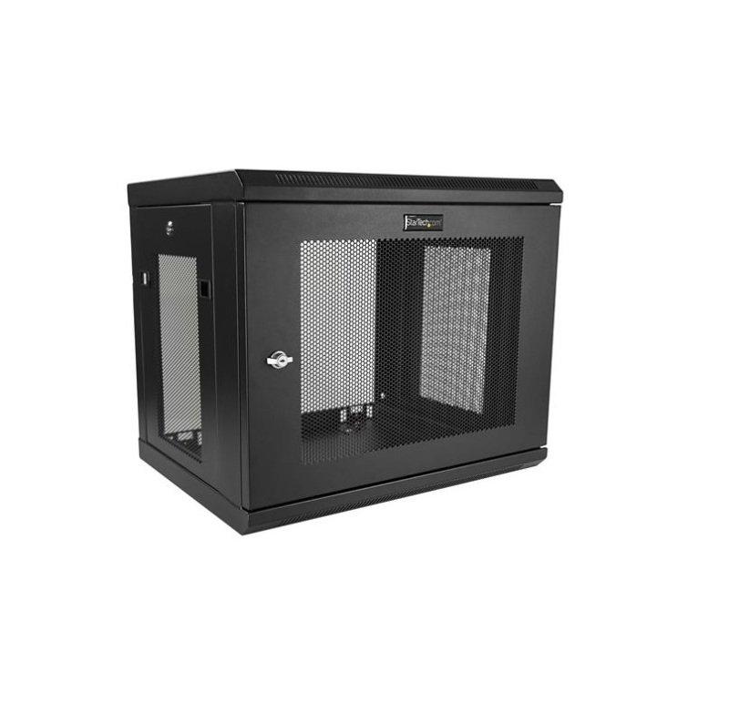 StarTech.com 9U Wall-Mount Server Rack Cabinet