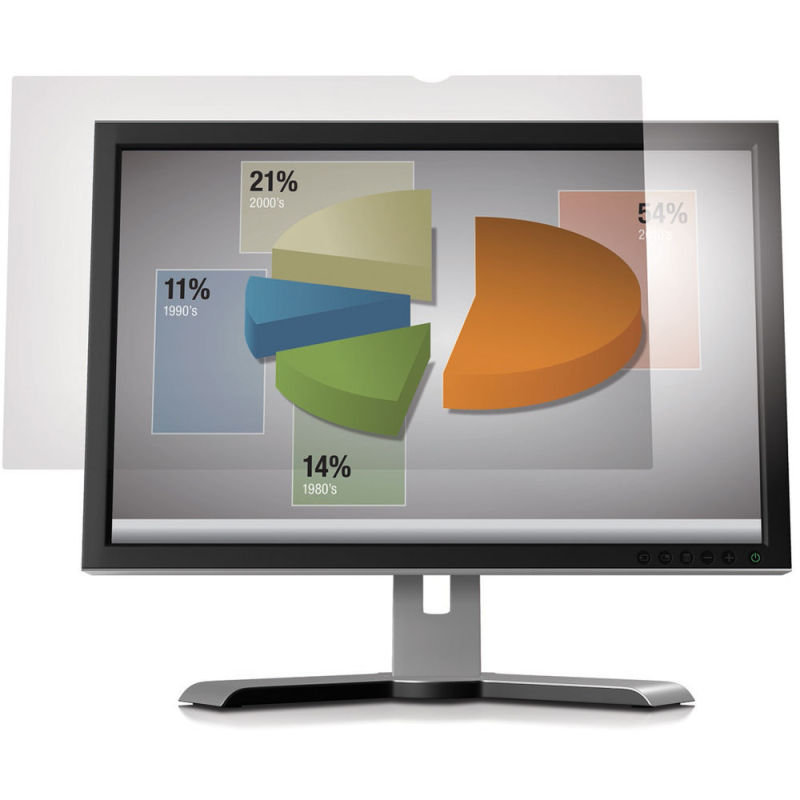 """3M AG Filter 21.5"""" Anti-Glare Filter for Widescreen Monitor"""