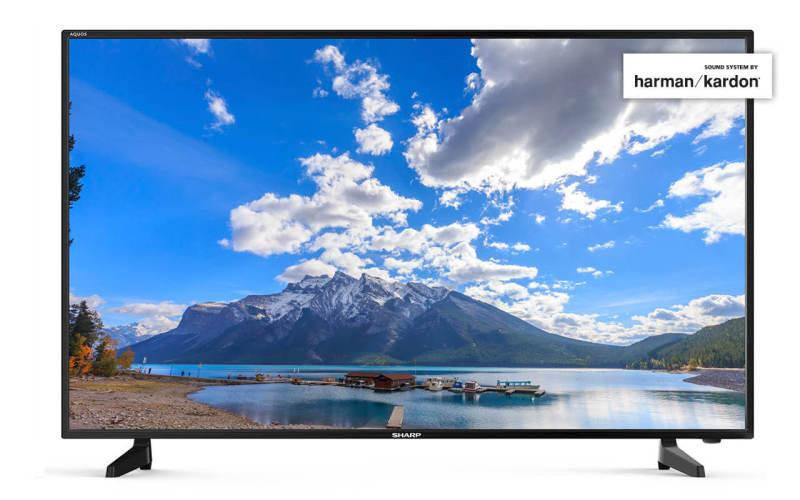 "Sharp LC-40UG7252K 40"" 4K Ultra HD SMART LED TV"
