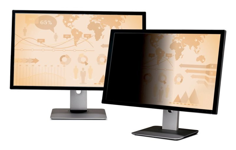 """Image of 3M Privacy Filter for 23"""" Widescreen Monitor"""