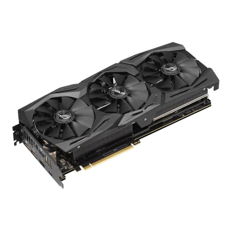 Asus ROG Strix GeForce RTX 2070 OC edition 8GB Graphics Card