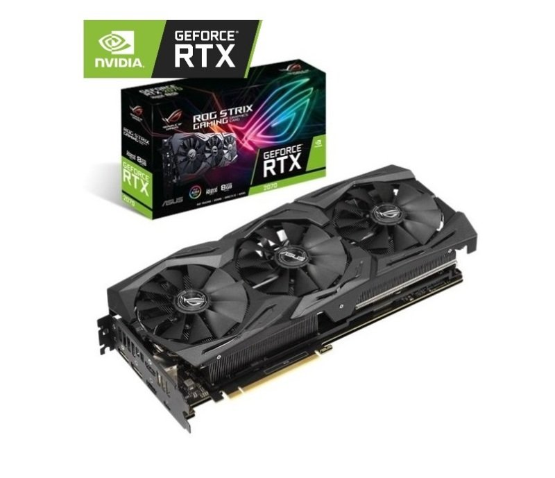 Asus ROG STRIX GeForce RTX 2070 Advanced Edition 8GB Graphics Card