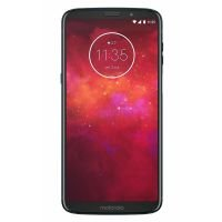 "Motorola moto Z3 Play 64GB 6"" 4G Dual SIM-Free Smartphone - Deep Indigo"