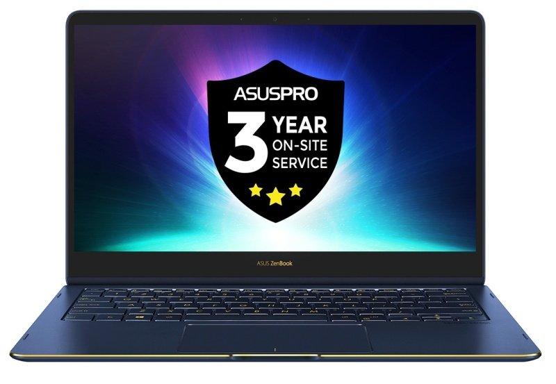 "ASUS Zenbook Flip S UX370UA C4196R Intel Core i5, 13.3"", 8GB RAM, 256GB SSD, Windows 10, Notebook - Black"