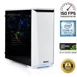 £1249.98, Chillblast Fusion Scar Gaming PC, Intel Core i5-8400 3.6GHz, 8GB, 1TB HDD, 120GB SSD, NVIDIA GTX 1070Ti 8GB, Windows 10 Home 64bit, 5 Year Manufacturer Warranty,