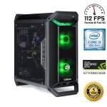 £831.98, Chillblast Fusion Revolver Gaming PC, Intel Core i3-8100 3.6GHz, 8GB, 1TB HDD, 250GB SSD, NVIDIA GTX 1060 6GB, Windows 10 Home 64bit, 5 Year Manufacturer Warranty,