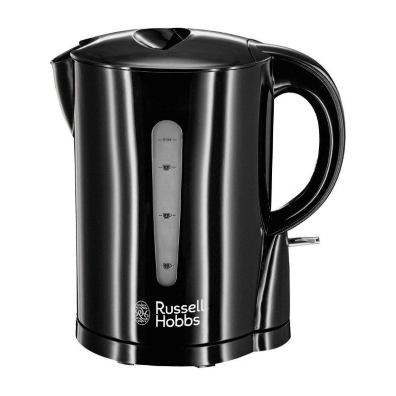Russell Hobbs Essentials Black Kettle