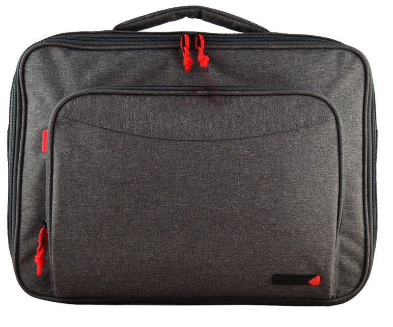 "Techair Classic Laptop Case for Laptops  from 12 to 14.1"" - Grey"