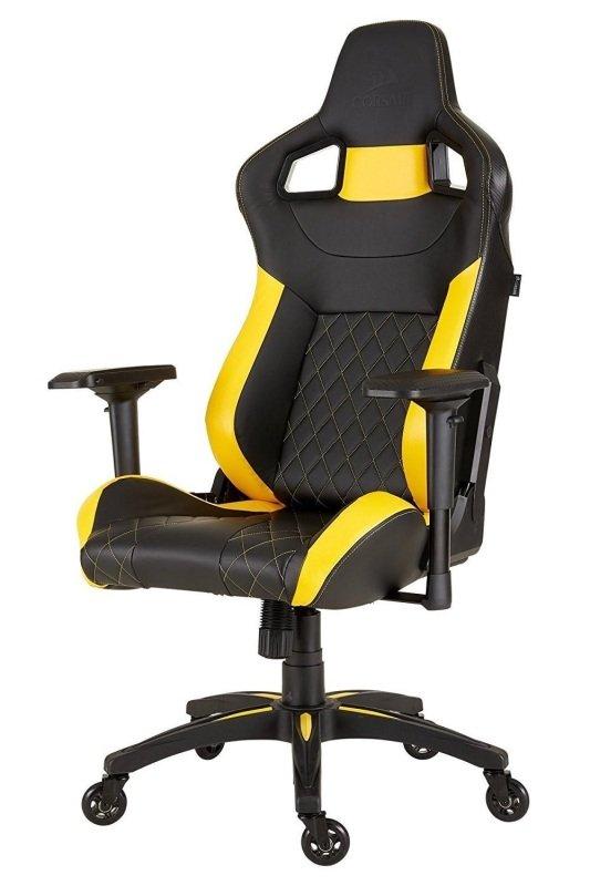 Corsair T1 Race 2018 Black/Yellow Gaming Chair